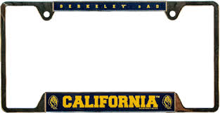 uc berkeley alumni license plate products tagged license plate basics