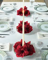 glamorous dinner table decorations for christmas pics decoration