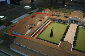 Fishbourne Roman Palace Floor Plan by Fishbourne Thumbnails