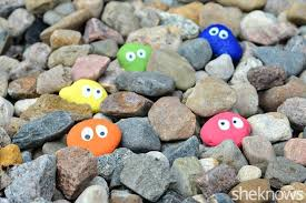 to get rocks for garden painted pebbles are a fun way for the