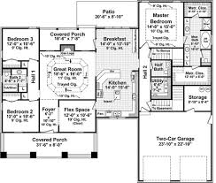 craftsman style house plan 3 beds 2 50 baths 2108 sq ft plan 21 275