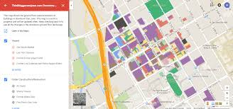 San Jose Map by Why Ground Floor Activation Matters In Downtown San Jose U2013 Think