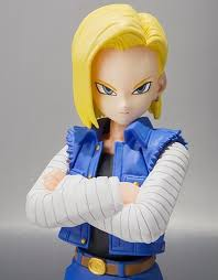 z android 18 sh figuarts z android 18 photos order info anime