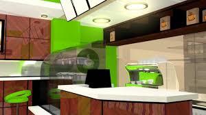 cafe east design video