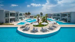 blue lagoon princess 5 star hotel in greece halkidiki