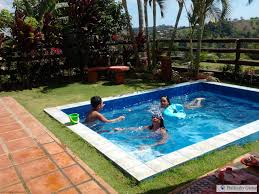 Houses With Pools Outdoors Small Houses With Swimming Pool Gallery And Images