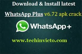 whatsapp plus apk install whatsapp plus v6 72 apk techinvicto
