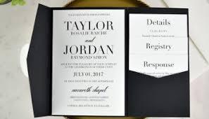 pocket invitations my diy story embossed jade pocket invitation cards