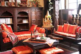 Beautiful Indian Homes Interiors Design A Glamorous Indian Living Space Indian Living Rooms