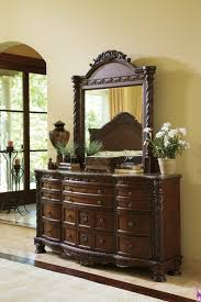 Black King Canopy Bed Bedroom Beautiful King Canopy Bedroom Set Ashley North Shore