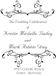wedding program cover cover designs for wedding programs by wiregrass weddings