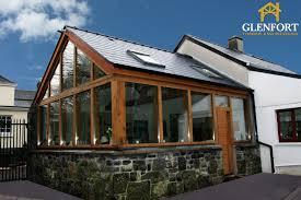 Sunroom Extension Designs Home Extensions U0026 Sunrooms U2039 Glenfort U2013 Feature Truss Ireland