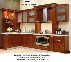 best wood for kitchen cabinets in kerala venezia stainless steel finish modular kitchens kerala
