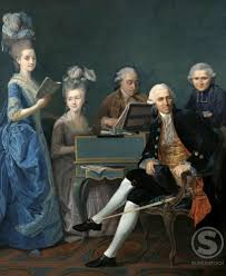 Cummer Museum Of Art Gardens Franz Joseph Haydn The Violinist Simon And Members Of The