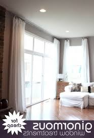 Curtains For A Large Window Inspiration Curtains Curtains Gorgeous For Large Windows Drapes Intended