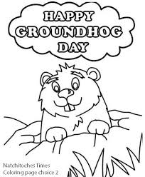 draw groundhog coloring pages 77 coloring pages adults