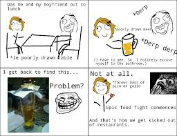 Meme Throws Table - i will throw food at you if you get between me and my beer meme