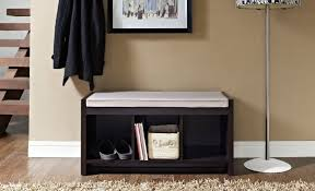 rustic entryway bench with storage full size of benchnarrow bench