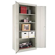 storage cabinets with shelves assembled 78