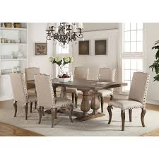large dining table sets large wood dining table set with 6 chairs