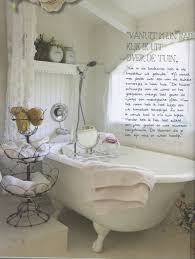 bathroom white chippy shabby chic whitewashed cottage french