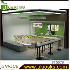 nutural feelings coffee shop design coffee kiosk with tables and