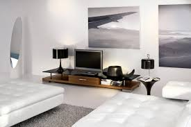 Modern Living Furniture Built In Storage Cabinets Modern Living Room Galaxy Wall Clock
