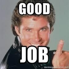 David Hasselhoff Meme - thumbs up meme 28 images thumbs up meme 28 images borat thumbs