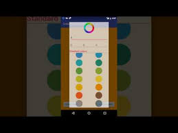 android simple colorpicker for android