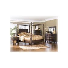 key town canopy bedroom group b668 canopy group bedroom groups