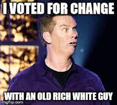 Rich Guy Meme - trump voter meme generator imgflip