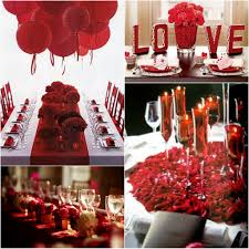 valentines day table decorations ideas