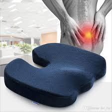 Desk Chair Seat Cushion by Coccyx Orthopedic Memory Foam Office Chair Pad And Car Seat Pillow