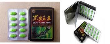 black ant king pill obat kuat herbal rahasia pria