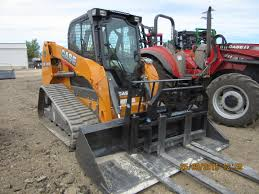 case tr340 compact track loader case construction equipment