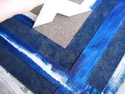 Ozite Outdoor Rug How To Paint An Indoor Outdoor Rug Curbly