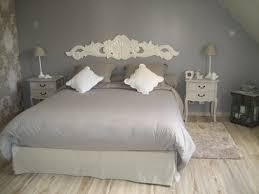 chambre grise et taupe déco chambre gris et taupe