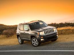 first car ever made in the world the jeep renegade is an all american suv that is made in italy