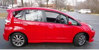mazda interplay hatchback re painting with milano red