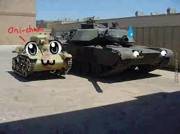Tank Meme - tanks onii chan onii chan know your meme