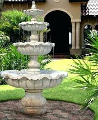 Water Feature Ideas For Small Backyards Small Backyard Water Fountain Ideas Water Fountains Front Yard And
