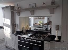 kitchen design ideas org kitchen of the day britannia cooker with a mirror backsplash