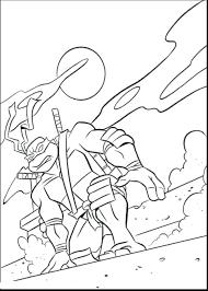 ninja turtles coloring pages print free printable raphael