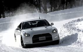nissan gtr price in india watch a 2013 nissan gt r get tested in the snow