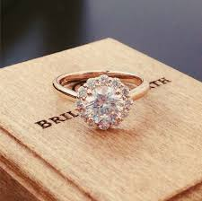 rose color rings images 145 best color rose gold images circle earrings jpg