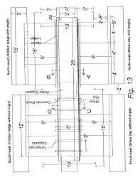 patent us20130074430 shallow flat soffit precast concrete floor