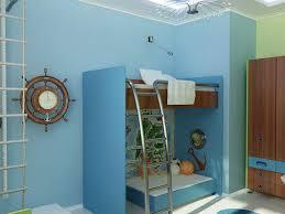 Beach Bedroom Decor by Blue Room For Boys Nautical Theme Decor Marine Kids Room