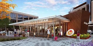halloween city strongsville ohio mitchell u0027s ice cream in the van aken district dimit architects
