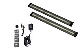 led under cabinet strip light radionic hi tech eco 24