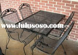 metal outdoor table and chairs elegant great metal patio furniture sets iron table decor home
